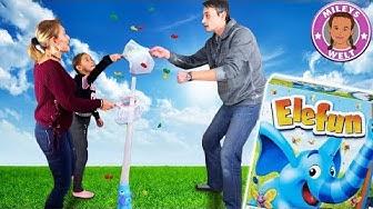 Let's play Elefun Kinderspiel - wer fängt die meisten Schmetterlinge   Mileys Welt