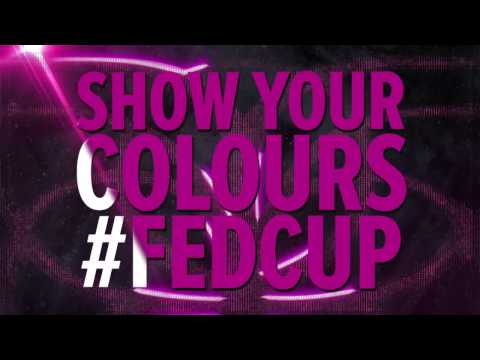 Promo: 2017 Fed Cup by BNP Paribas first round