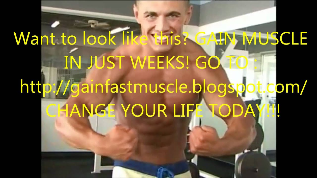 how to gain six pack in one week