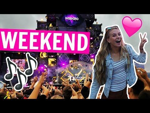 WEEKEND FESTIVAL BALTIC 2016 #vlog