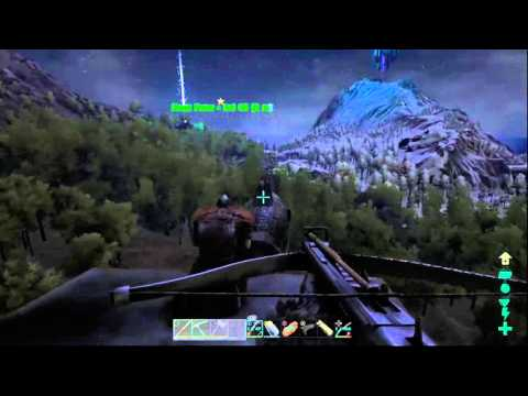Ark: Where to find a Giganotosaurus  on Xbox One