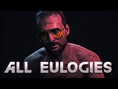 Far Cry 5 - All Joseph Seed Eulogies