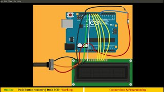 Arduino 7 Segment LED Display and Counter Tutorial