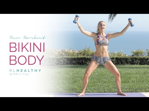 Bikini Body Workout | Rebecca Louise