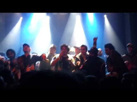 Youtube: Les Tontons Flingueurs (LTF) – Le TaF live @PetitBain 03.04.15