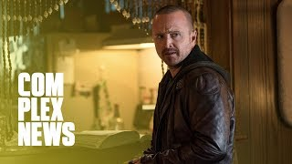 Aaron Paul Plays a Drinking Game While Talking 'El Camino' and What's Next with Bryan Cranston