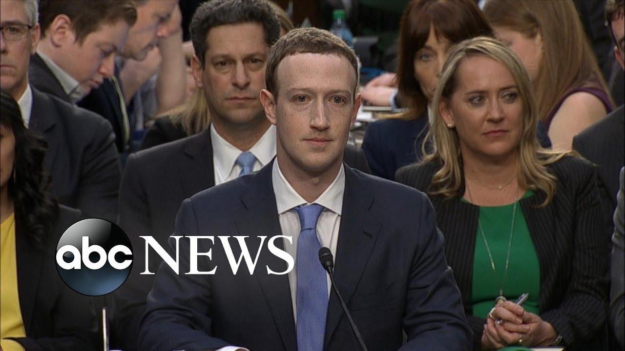 SPECIAL REPORT: Mark Zuckerberg testifies before lawmakers