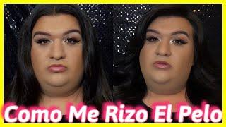 COMO ME RIZO EL PELO | JOVANY ROMO