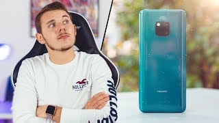 Huawei Mate 20 Pro : Mon Expérience !