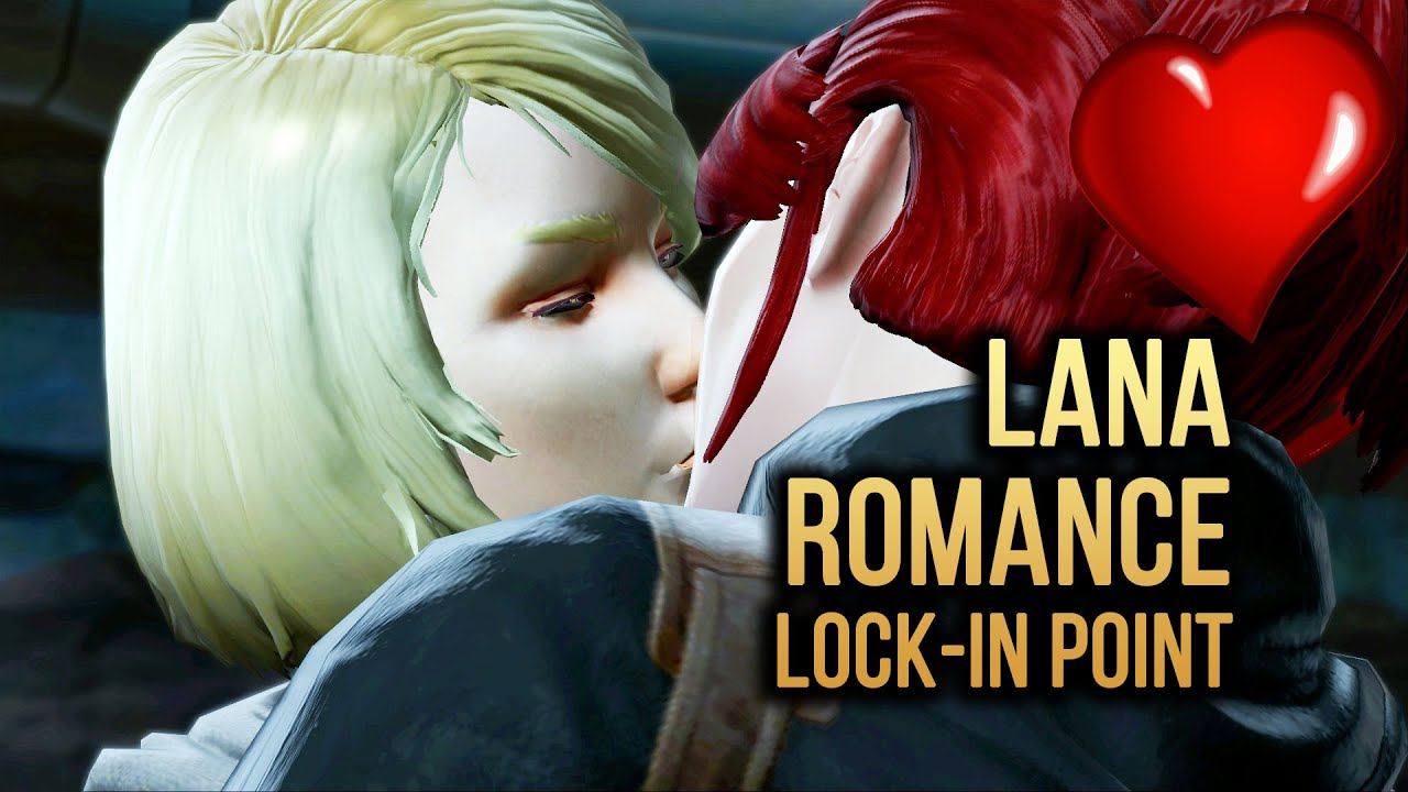 swtor knights of the fallen empire - lana romance lock-in point