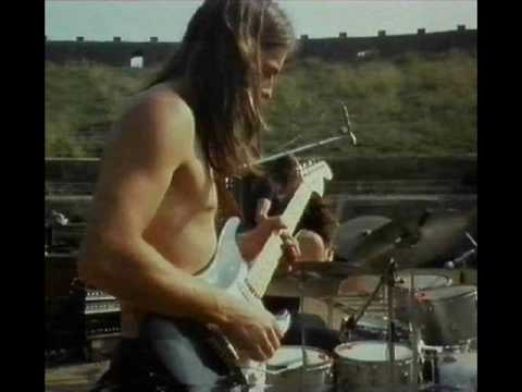 One Of These Days Live At Pompeii 1972