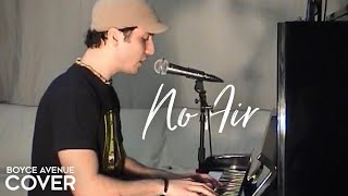 Jordin Sparks / Chris Brown - No Air (Boyce Avenue piano acoustic cover) on Apple & Spotify