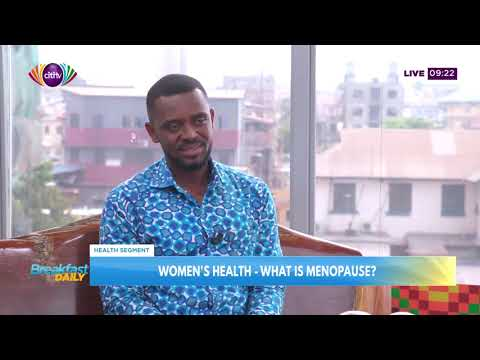 A look at women's health – Menopause | Breakfast Daily