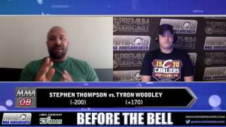 Before The Bell: UFC 205 w/ Frank Trigg & Nick Kalikas