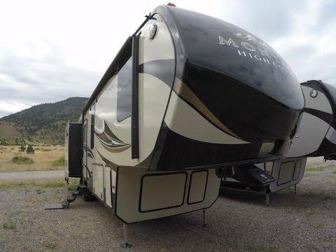 2016 Keystone Montana 5th Wheel RV Floor Plans