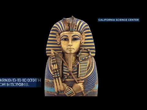 King Tut exhibit featuring more than 150 artifacts coming to California Science Center | ABC7