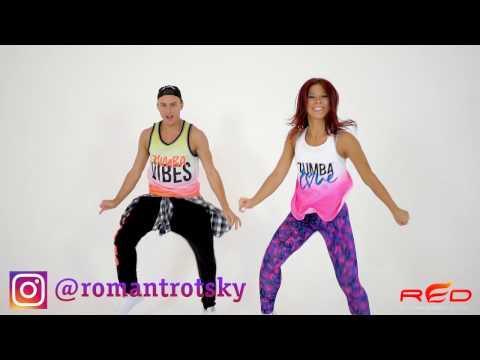 Red Crew - Jump | Zumba Fitness | Mega Mix 57