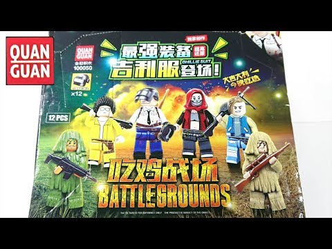 lego-pubg-all-player-characters-custom-minifigures-bootleg-by-quan-guan-toys