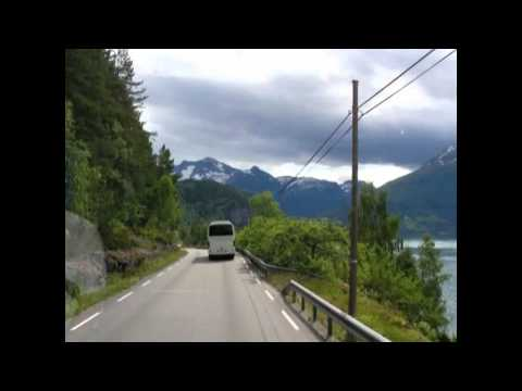 Se rejsefilm.com - Norge Cruise - juli 2007
