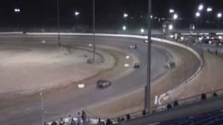 Duel in the Desert Las Vegas Motor Speedway Pole Dash.