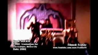 Hocico - La Gloria del Odio - UraniumRoux Bar - Mexico  - 2002