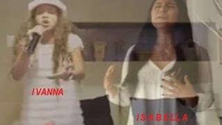 IVANNA GANADORA _ cover I Will always love you .la voz kids