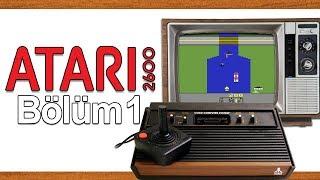 Atari 2600 Bölüm 1 -Türkçe Anlatım-