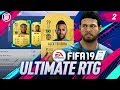 HOW TO MAKE EASY COINS!!! ULTIMATE RTG - #2 - FIFA 19 Ultimate Team