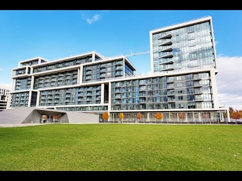 New Luxury Toronto Waterfront Condo for Lease