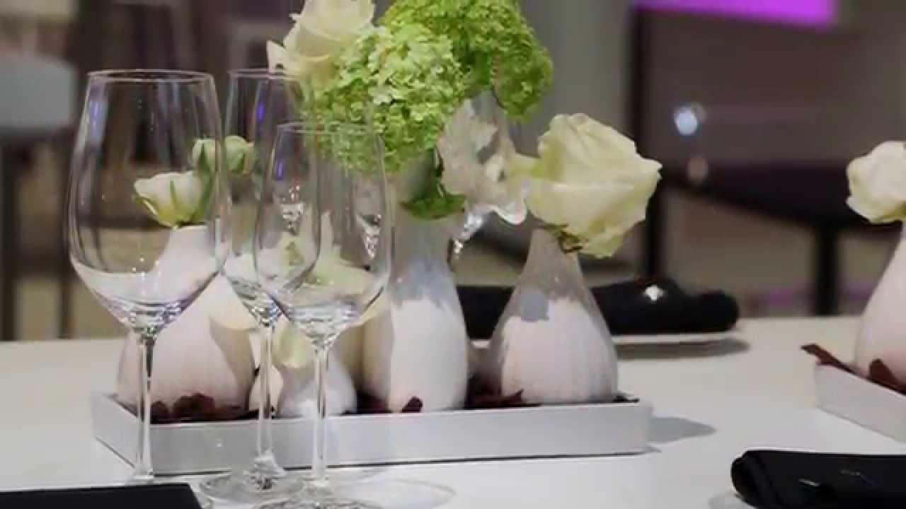 Kleurrijke tafeldecoratie party rent nl youtube for Tafeldecoratie bruiloft