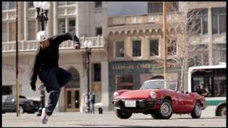 YLYK Dance Videos - ZEUS in Oakland ORIGINAL TURF DANCING | YAK FILMS