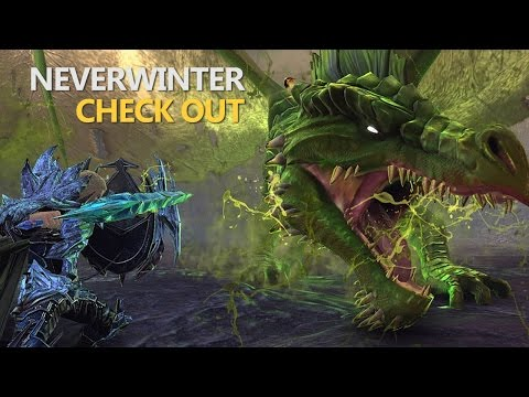 Check Out… Neverwinter (Xbox One Gameplay)