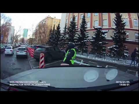 ВГТРК- свои законы. Запрет парковки.