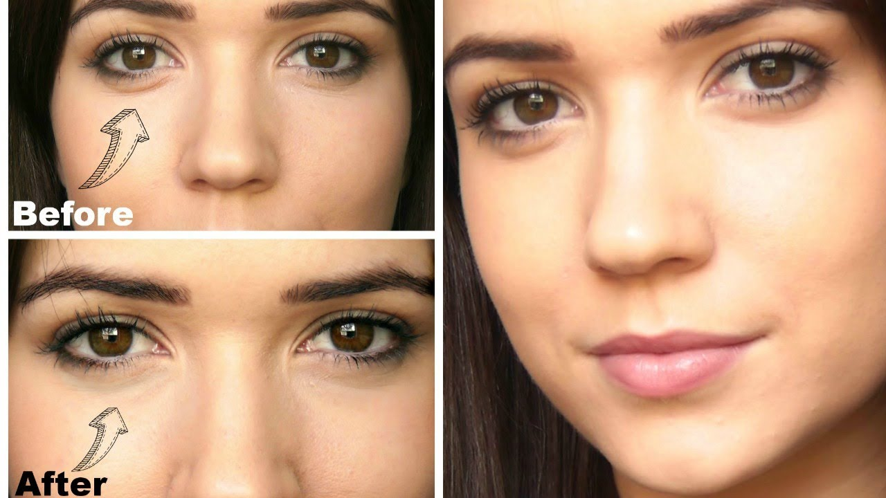 How To Use Makeup Hide Baggy Eyes