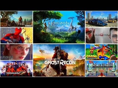 Top 20 Des Jeux A Venir E3 2017 Mp3 Music Download