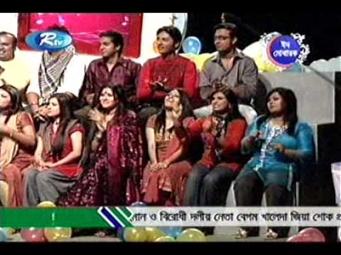 Singer: SHIKRITY, Song: Oi Kalo Chhorada Hamak, Program: Black Horse  RTV Golden Key, Eid Special.