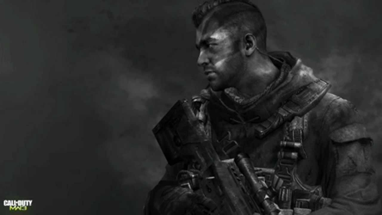 Call Of Duty Modern Warfare 3 SoundTrack I Stand Alone By Brian Tyler