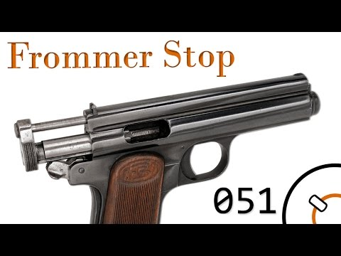 Small Arms of WWI Primer 051: Hungarian Frommer Stop