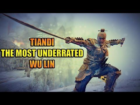 WU NAI TIANDI - The Most Underrated Wu Lin [For Honor]