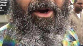 I am a Beard for Bernie