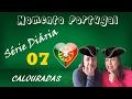 MOMENTO PORTUGAL: CALOURADAS