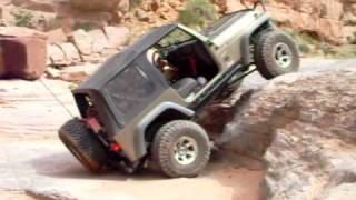 Moab Jeep 4x4 video(This is a video I made from the various footage we took while Jeeping in the Spring of 08 in Moab Utah., 2009-06-15T07:25:49.000Z)