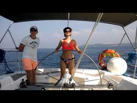 Bareboat sailing and motor yacht charter in Croatia.