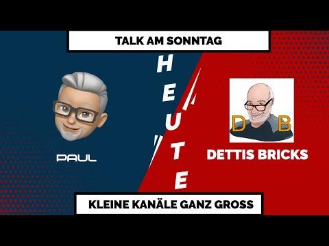 TALK AM SONNTAG - Heute im Gespräch mit Dettis Bricks