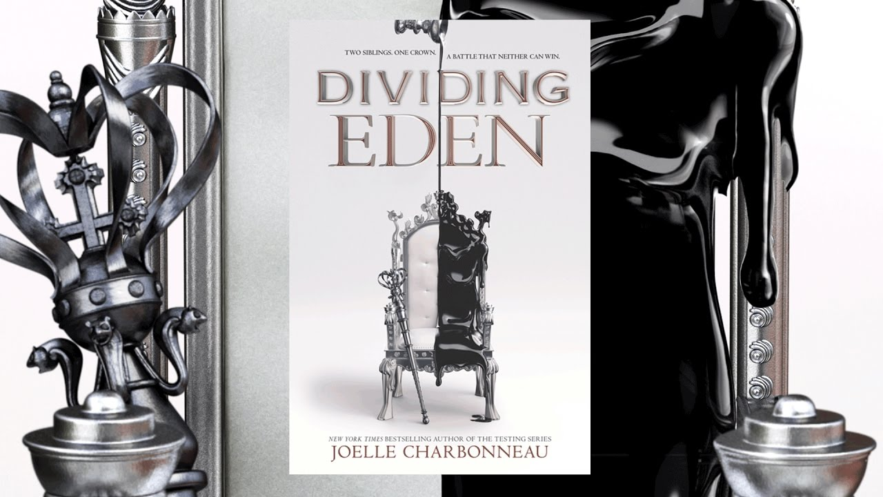 Image result for dividing eden joelle charbonneau