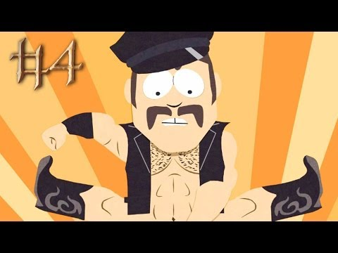 GREATEST ATTACK IN VIDEO GAME HISTORY - South Park: Stick of Truth ...
