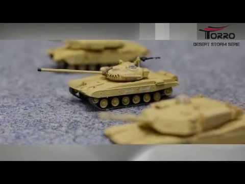 Torro - Desert Storm Serie 1/72