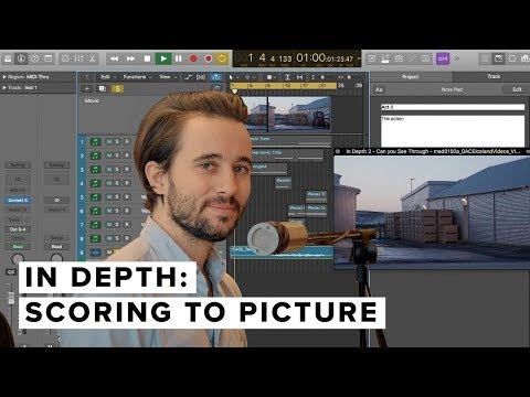 In Depth: Scoring To Picture