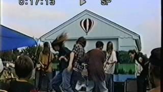 Mosh punks 1995