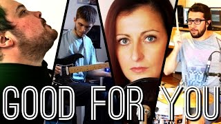Good For You - Selena Gomez (YouBand Pop Cover #11)